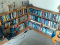 Softwood Book Shelves
